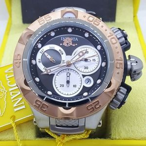 $3,200 Invicta Subaqua Noma V Chronograph Watch